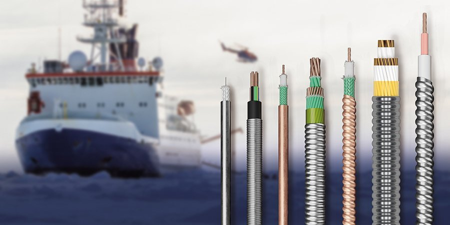«ССТэнергомонтаж» представит высокотемпературные кабели в металлической оболочке MOIC на арктической выставке