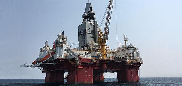 Statoil открыла запасы газа в бывшей серой зоне Баренцева моря. Снова небольшие