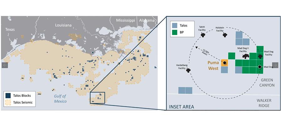 Открытие West Puma и близость старта Mad Dog II. BP расширяется на шельфе Мексиканского залива