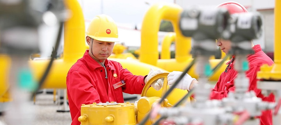 China-Kazakhstan oil pipeline transports 5.59 mln tonnes in H1