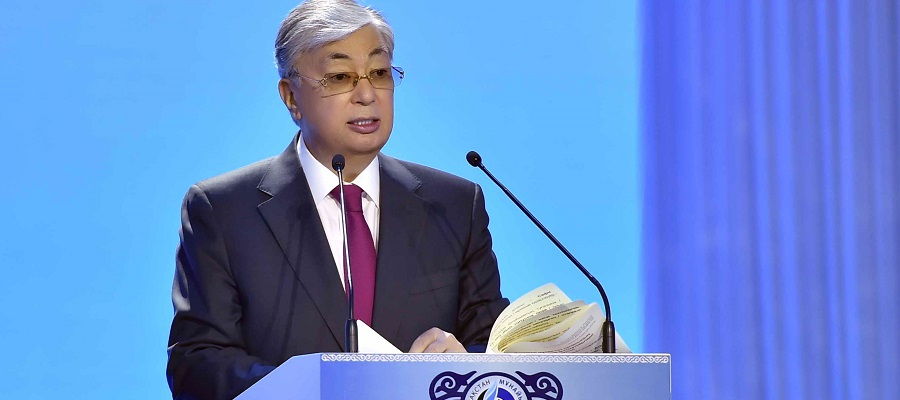 Kazakhstan President and Chevron discussed major oil and gas projects