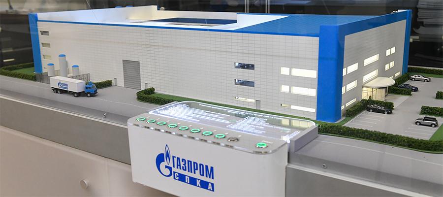 Газпром и Роскосмос: Спутник системы СМОТР будет следить за выбросами парниковых газов