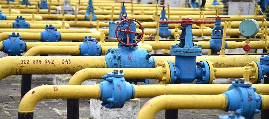 Украина стала импортировать на 46% больше газа
