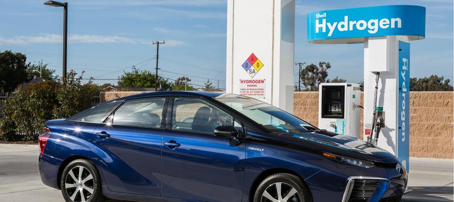 Создан рекордно пористый материал для баков водородных автомобилей