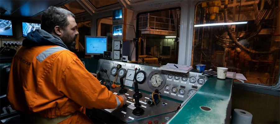 Rosneft conducts stratigraphic drilling in research expedition in Kara Sea