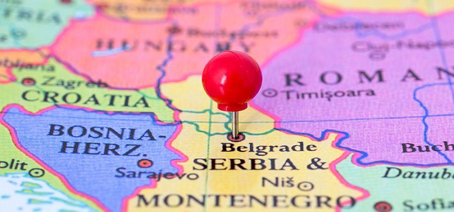 Serbia begins building Turkish Stream gas conduit stretch