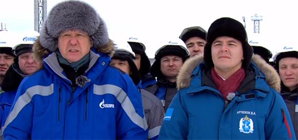 В 2019 г. Газпром инвестирует в развитие производственных мощностей в Ямало-Ненецком автономном округе 196,5 млрд руб.