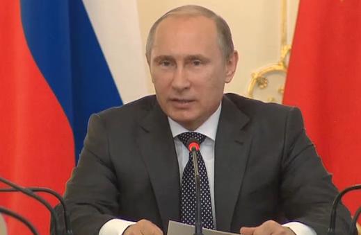 В.Путин. Cовещание по вопросу импортозамещения в оборонно-промышленном комплексе в Ново Огареве