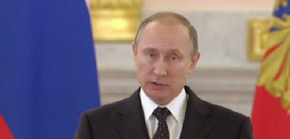 В.Путин призвал глав госкомпаний жертвовать часть своих зарплат на благотворительность