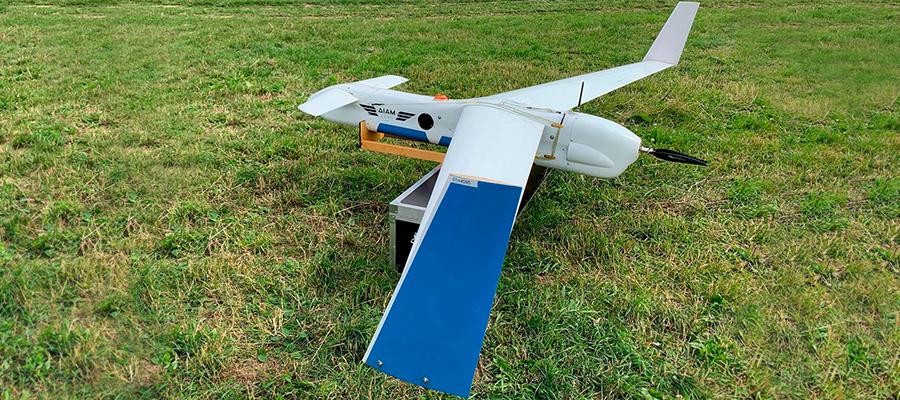 Gazprom Neft tests an ultra-long-range drone for exploration geophysics