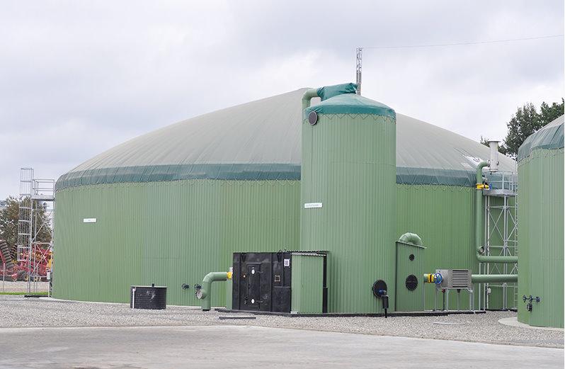 В Украине заработал еще один биогазовый завод