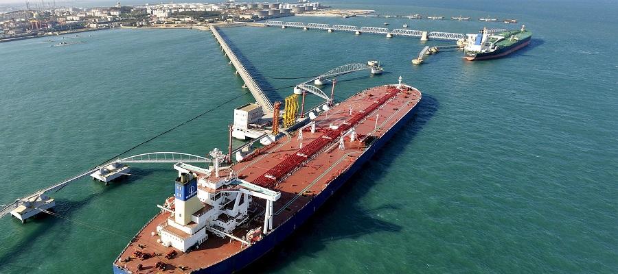 Прогресс работ по строительству нефтетерминала Джаск в Иране достиг 50%