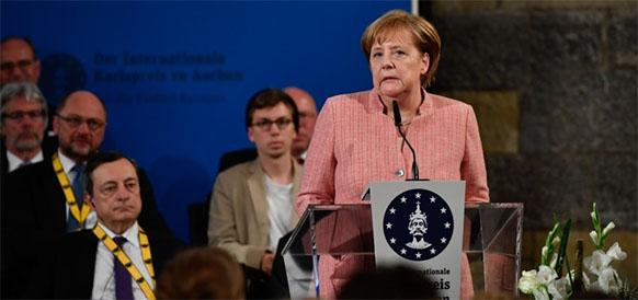 Германия больше не видит в США защитника. Хороший знак для Северного потока-2?