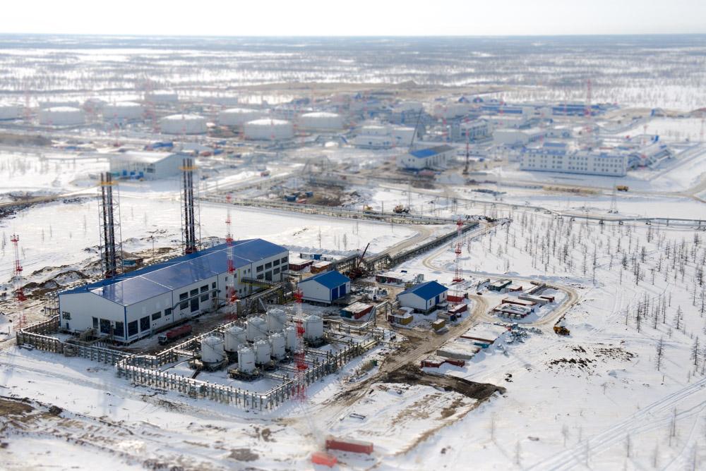 На 2-х нефтеперекачивающих станциях МНП Заполярье – Пурпе Транснефть начала строительство вахтовых жилых комплексов
