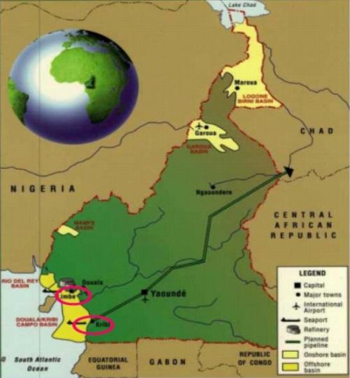 Камерун после повышения цен уже заработал 13,5 млн долл США на транзите нефти из Чада. Нигер добавит еще