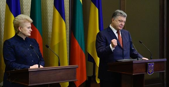 Литва поздравила Украину с победой в Стокгольмском арбитраже и пообещала поддерживать Киев в блокировке газопровода Северный поток-2