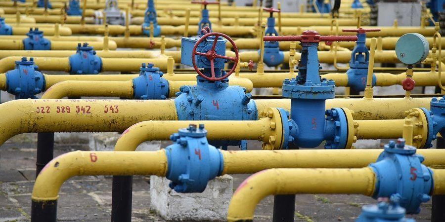 Запасы газа в ПХГ Украины весной 2021 г. остаются рекордными за 10 лет