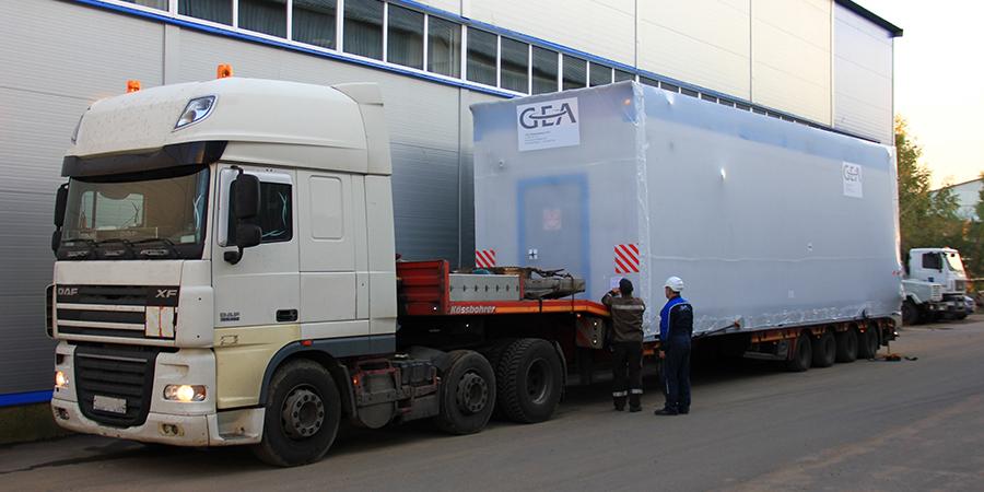 GEA в России отметила 5-летие с момента открытия производственной площадки в Климовске