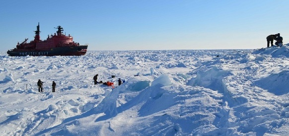 Rosneft to try changing icebergs' paths in Arctic