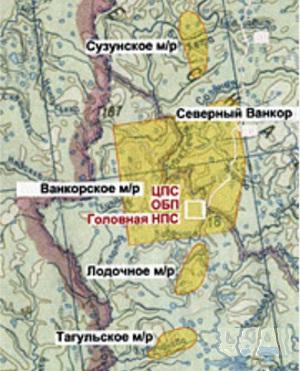 ТНК-ВР. Сузунское газонефтяное месторождение будет готово к разработке в 2017 г. Обязательство серьезное