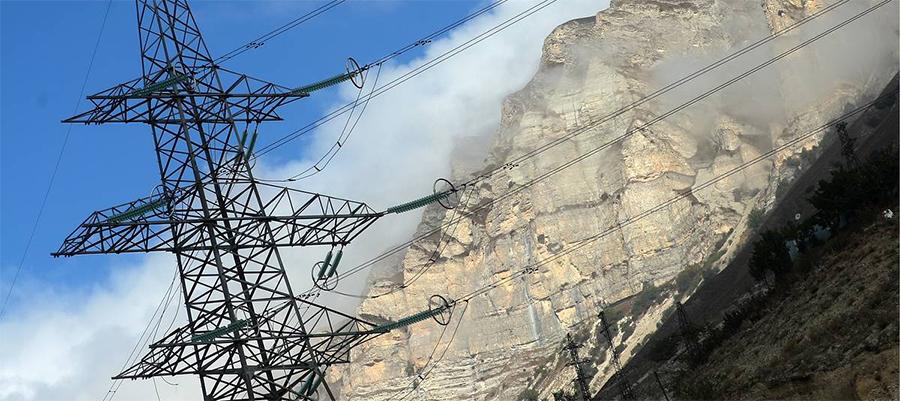 Электроснабжение республики Тыва восстановлено после масштабного сбоя