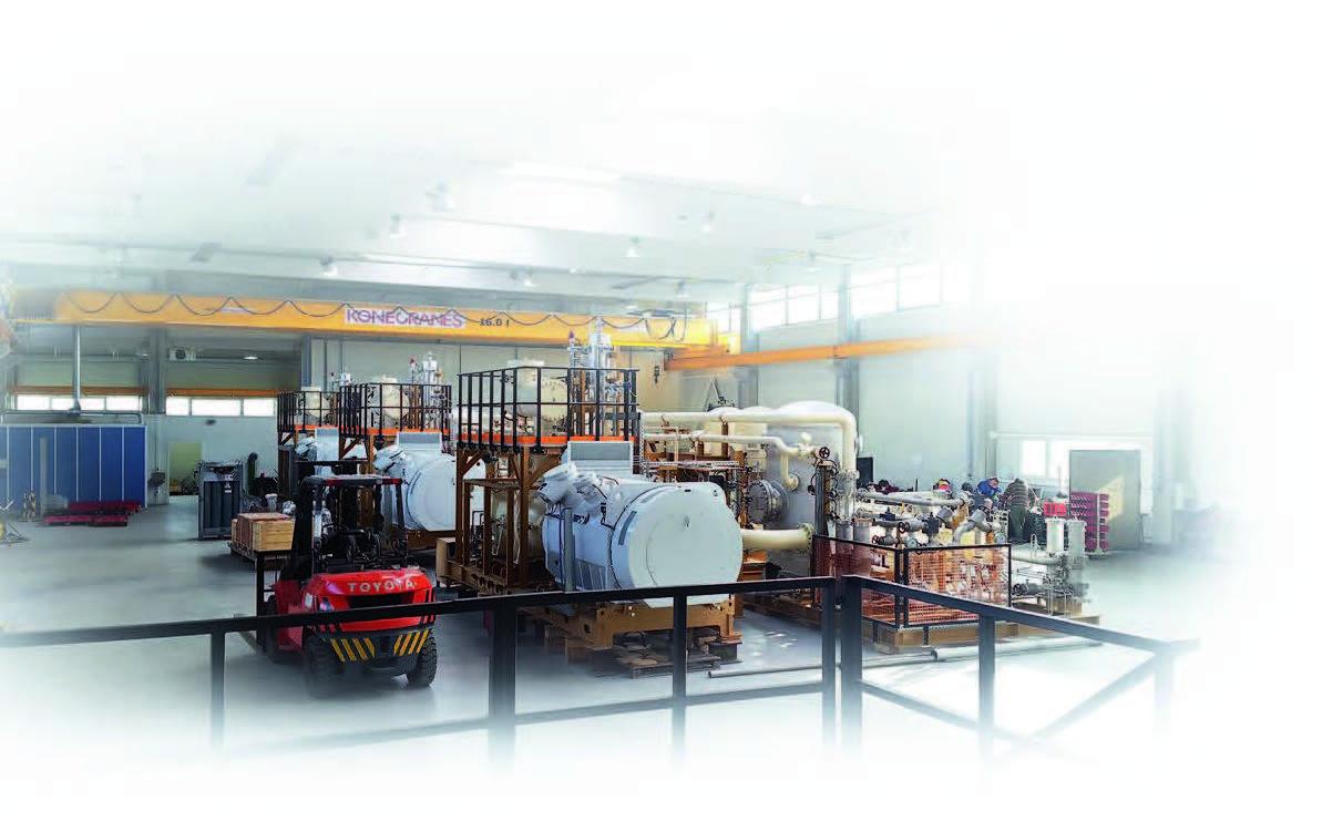 Оборудование ХАФИ для нефтегазовой и химической промышленности