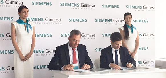 Siemens Gamesa и СТГТ подписали соглашение о сборке ветрогенераторов в Ленинградской области