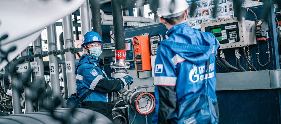 На Московском НПЗ началось производство высокотехнологичного зимнего дизельного топлива
