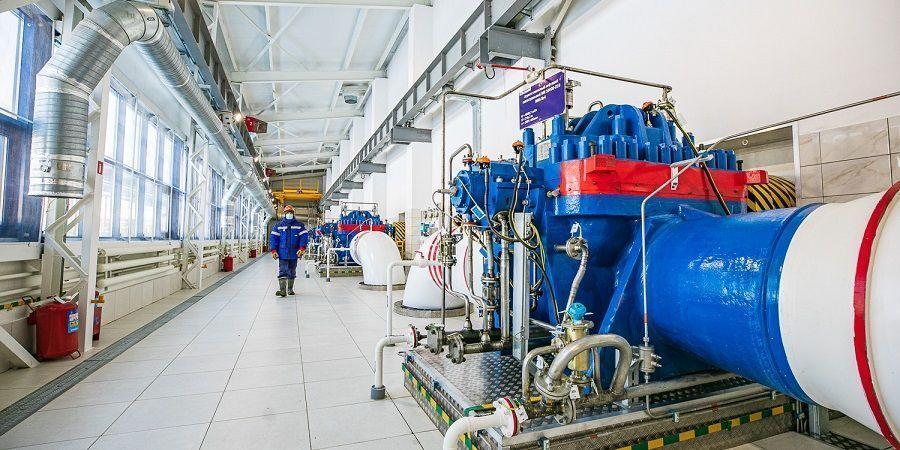 Транснефть - Сибирь обновила парк насосного оборудования на НПС в Тюменской области