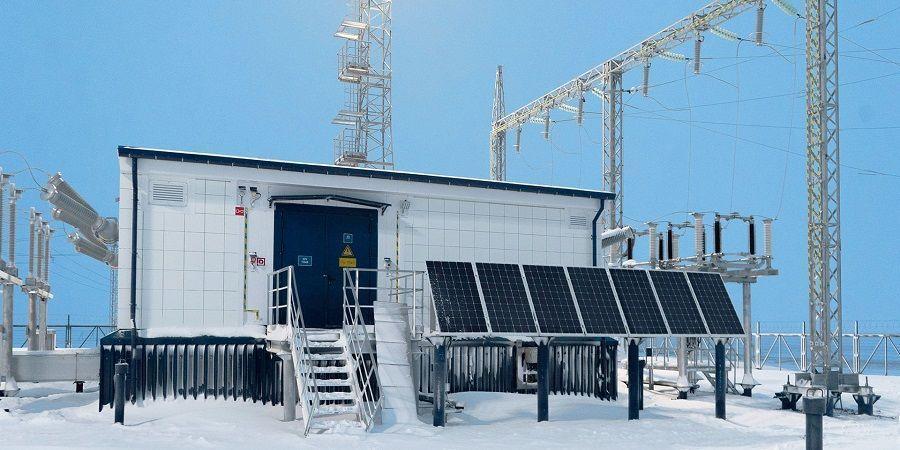 Уникальная цифровая подстанция «Север» введена в эксплуатацию на Новопортовском месторождении