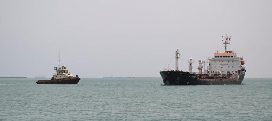 В Красном море из-за технической поломки пострадал иранский танкер