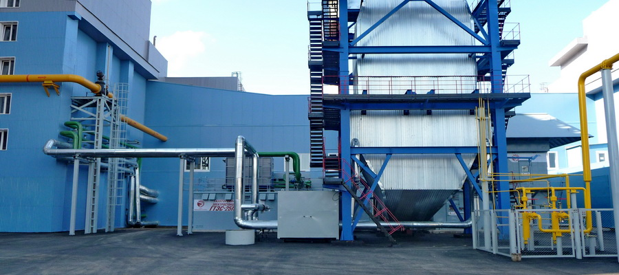Газоподготовка и топливоснабжение ГТЭС-25П Уфимской ТЭЦ-1 получили новый уровень качества и надежности