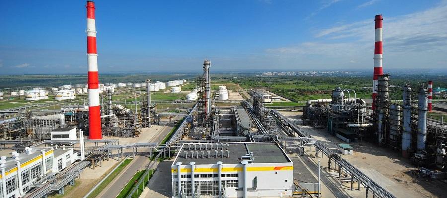 Сызранский НПЗ увеличил объем переработки жидких углеводородов на 4%