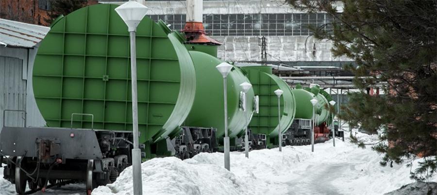 ЗиО-Подольск осуществил отгрузку в Бангладеш последнего комплекта крупногабаритных изделий для АЭС Руппур