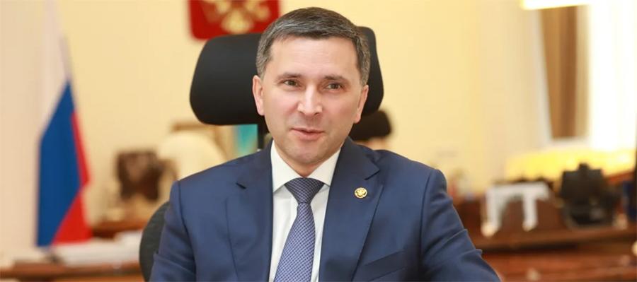 Интервью министра природных ресурсов и экологии Д. Кобылкина
