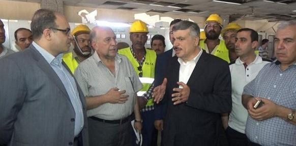 Власти Сирии восстанавливают объекты электроснабжения в освобожденных районах Кабуна - пригорода г Дамаска