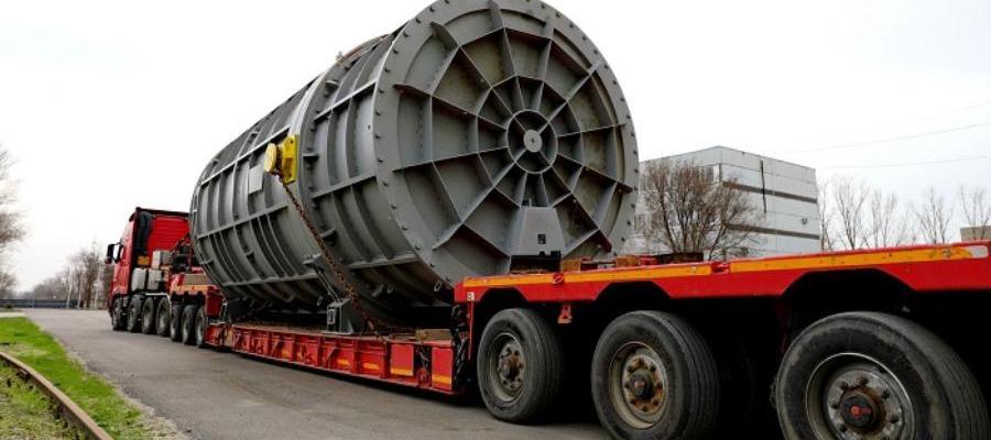Атоммаш отгрузил оборудование для 1-го реактора АЭС Аккую