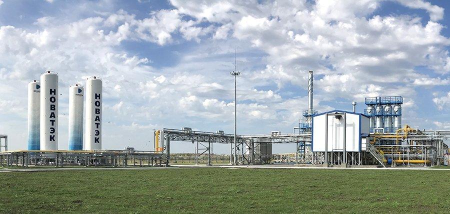 Построенный завод по производству сжиженного газа позволит получать экологичный вид топлива в Магнитогорске
