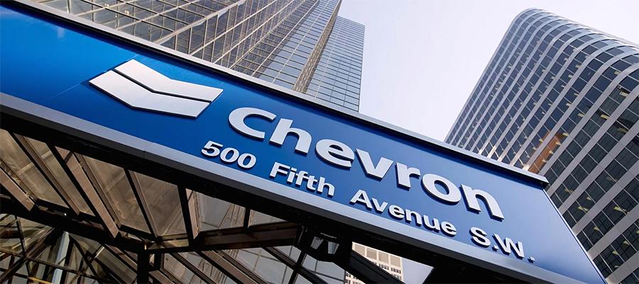 Снижение выручки и рост добычи. Chevron неоднозначно отчиталась за 1-е полугодие 2019 г.