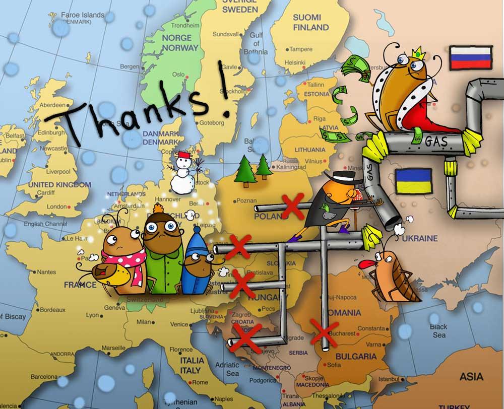 Россия заинтриговала Украину новым договором