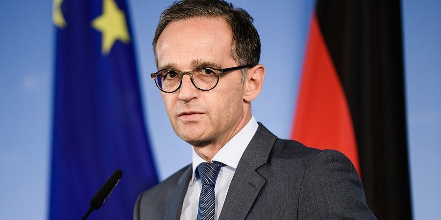 German Foreign Minister Maas is happy that the U.S. is back on board in the area of climate policy