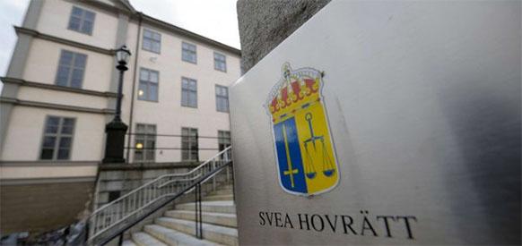 Апелляционный суд округа Свеа отказал Нафтогазу в отмене остановки исполнения решения по спору с Газпромом