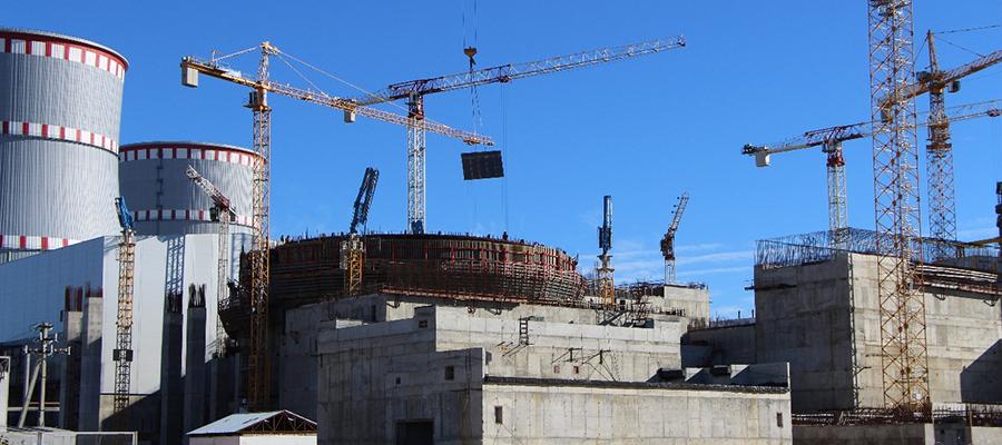 На Курской АЭС-2 началось сооружение 2-го инновационного энергоблока ВВЭР-ТОИ