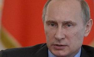 В.Путин на встрече глав государств ТС с Президентом Украины и представителями ЕС
