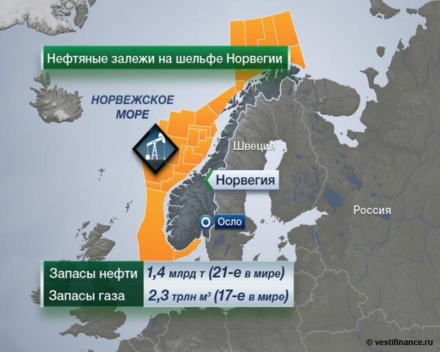 264859b5d9b68 Норвегии не хватает нефтяников. Нужны отважные, за 400 долл США/сутки ...