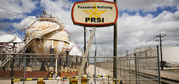 Chevron agrees with Petrobras to buy Pasadena Refinery System for $350 million