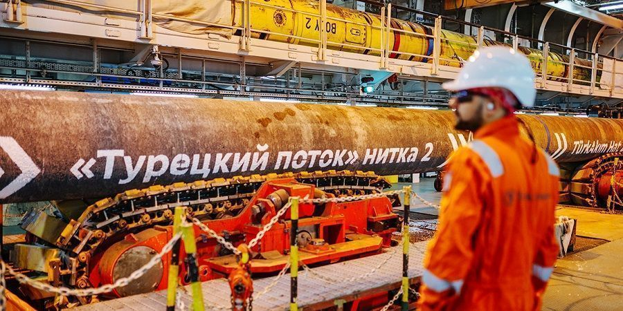 Russia resumes gas supply to Turkey