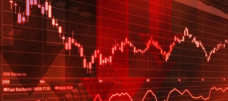 Цены на нефть падают на опасениях по поводу глобального спроса на нефть