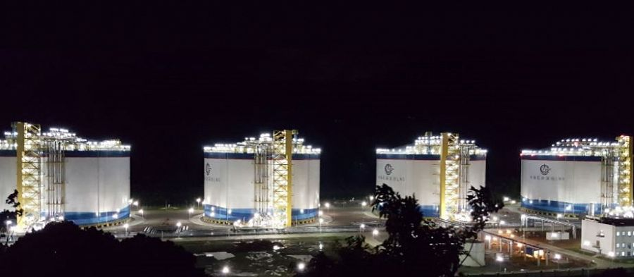 Guaranteed preservation of LNG: TGE Gas Engineering technologies