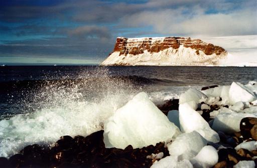 Комплексные аэрогеофизические работы на арктическом шельфе